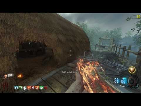 Black Ops III - Shi No Numa Gameplay - Max Settings - Native 4K 60FPS
