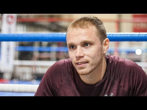 Meet CARL FRAMPTON REPLACEMENT TRAINER for Jamie Moore (for one week only)