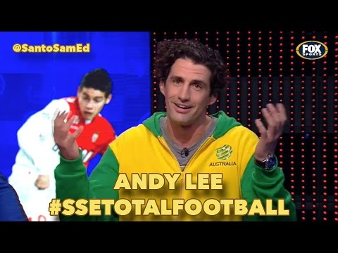 Andy Lee on Total Football