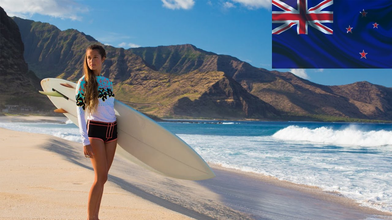 Нова зеландия търговия и предприемачество