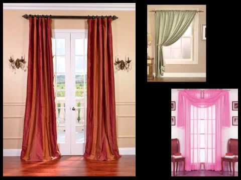 Curtains & Drapes - Window Treatments, Furniture & Decor