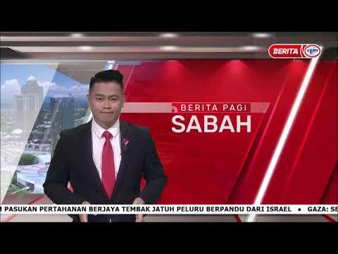 4 SEPT 2021 - BERITA PAGI SABAH