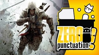 ASSASSIN'S CREED 3 (Zero Punctuation) (Video Game Video Review)