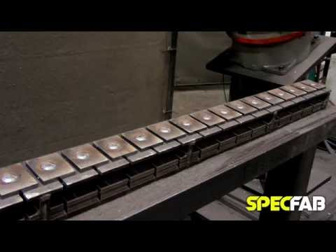 Fast, Precise Robotic Welding at SPEC FAB