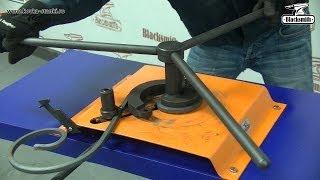 Инструмент для гибки завитков M3-V1 Blacksmith(, 2014-03-06T11:03:13.000Z)