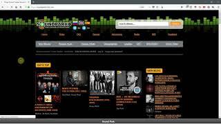 Descargar Música en Torrents: Sound Park