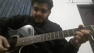 Tera chehra kitna suhana lagta hai | Jagjit singh | ghazal | unplugged guitar cover