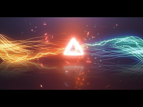 Free Energy Centre   FREE After Effects Template   April Only