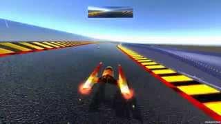 GameDev - Pulse Racer - Test1