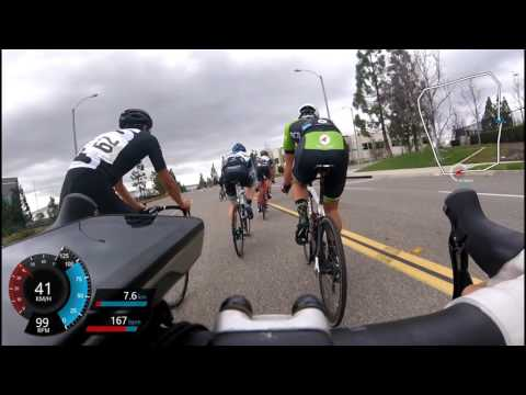 Pro/Cat1/Cat2 Criterium Race CBR#2 Carson February 19th 2017