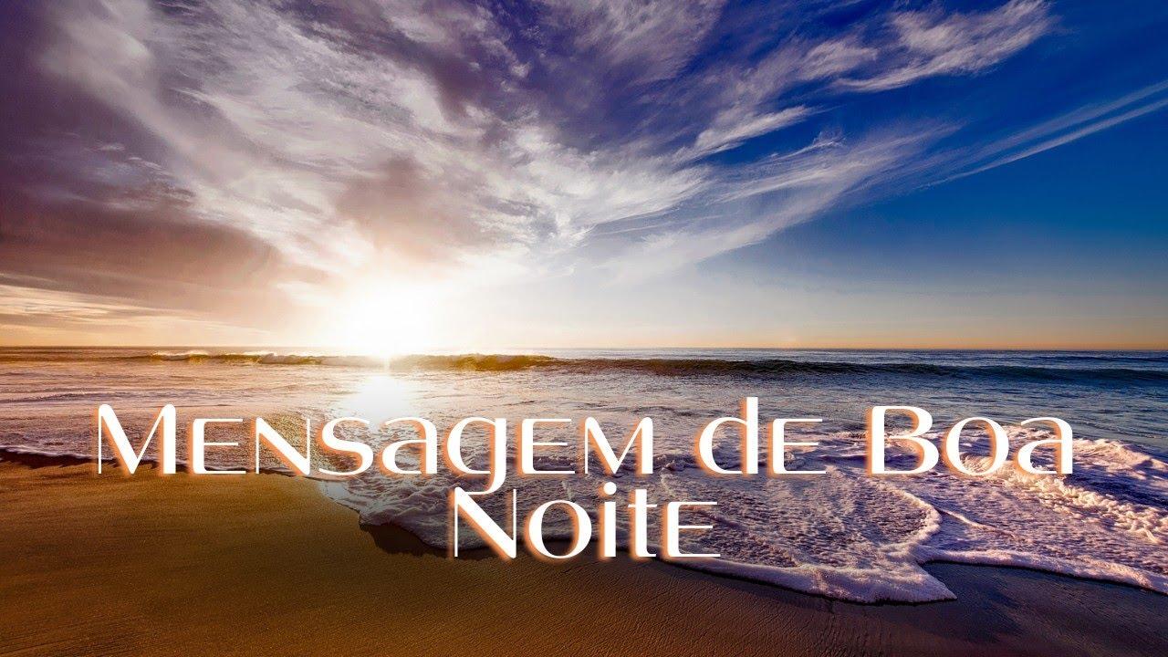 Mensagem De Boa Noite (Que Sua Vida Seja...)