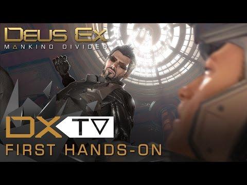 DXTV - First Hands-on Episode
