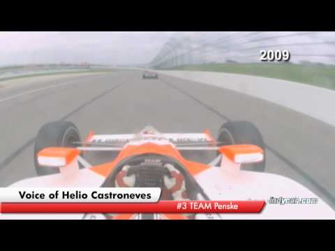 A lap around Kansas Speedway