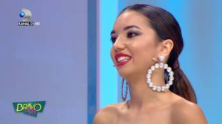 Bravo, ai stil! (18.07.2017) - Larisa a defilat intr-o rochie sexy, creata de ea Ce au spu ...