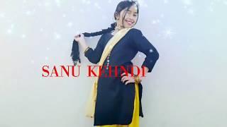 Sanu Kehndi | Kids Dance Cover | Kesari | Akshay Kumar | Dance Choreography | Dance Video