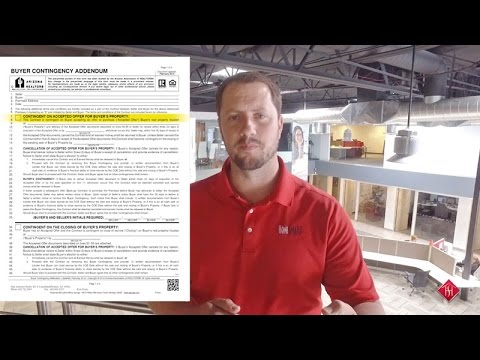 Buyer Contingency Forms