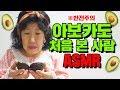 ASMR of avocado newbie [Korean Grandma]