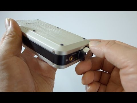 NEW! Denon DA-10 portable DAC/amp Unboxed/Early Impressions