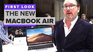 New MacBook Air 2018: Hands-on