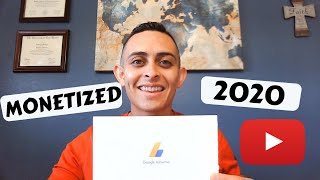 HOW TO GET MONETIZED ON YOUTUBE 2020! (Google Adsense Process & Youtube Monetization Explained)