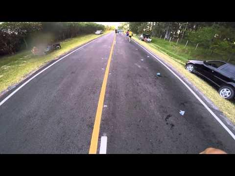 10k Travesía Interplayas Fray Bentos a Las Cañas (Río Negro, 30/ene/2016): video RCU