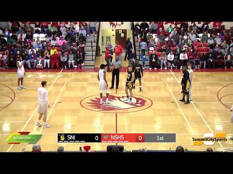 Snider at North Side | IHSAA SAC Boys Basketball