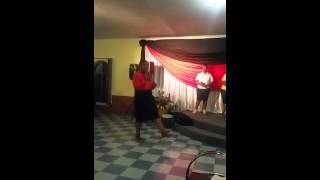 Pastor Sheila Bhengu. Sermonette