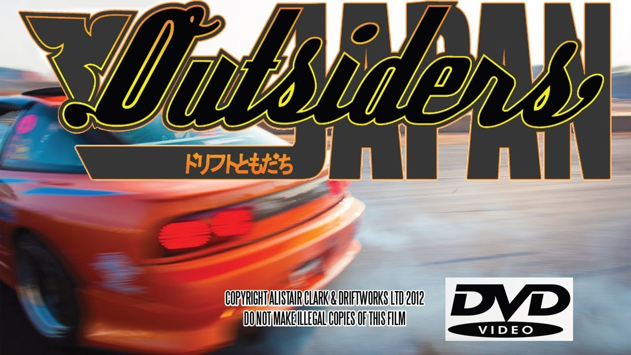outsiders japan drifting movie hd documentary from