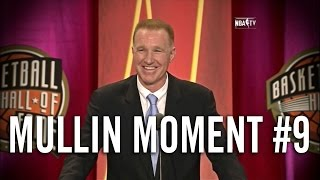 Mullin Moment #9: Hall of Fame Induction