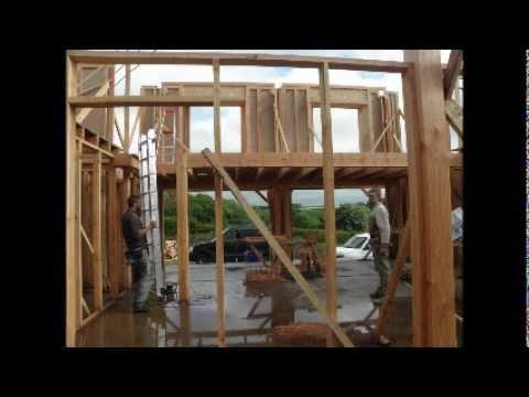 Autoconstruction penzez paille youtube for Autoconstruction paille
