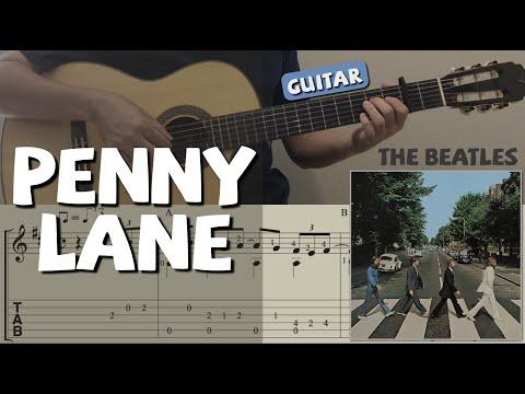 Penny Lane / The Beatles (Guitar)