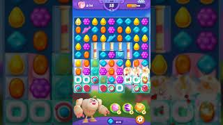 Candy Crush Friends Saga Level 401 NO BOOSTERS - A S GAMING