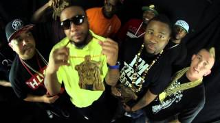 "Gideonz Army & T Haddy ""Jesus Piece"" (Remix) Official video feat. Ace Boogie and Enlitement"