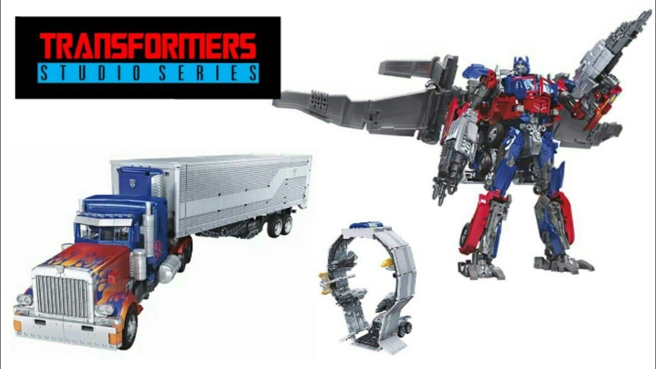 Transformers Studio Series OPTIMUS PRIME Nº 44 leader Dark of the moon en Stock