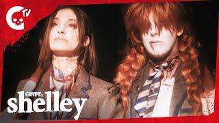SHELLEY   SEASON 1 SUPERCUT   Scary Horror Series   Crypt TV