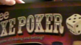 Yahtzee Deluxe Poker YEEEAAAASSSSS