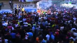 Gazans welcome Arab Idol winner Assaf thumbnail