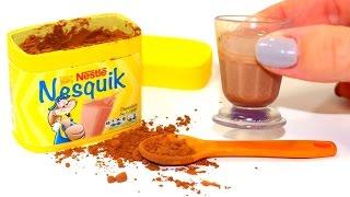 DIY American Girl Chocolate Milk