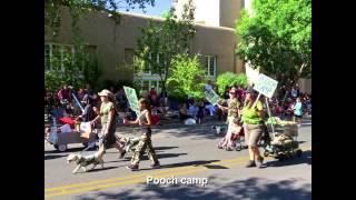 Santa Fe Pet Parade 2013