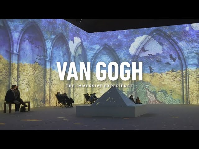 Go see Van Gogh before it's gone.