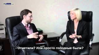 Путин с переводчиками жестового языка