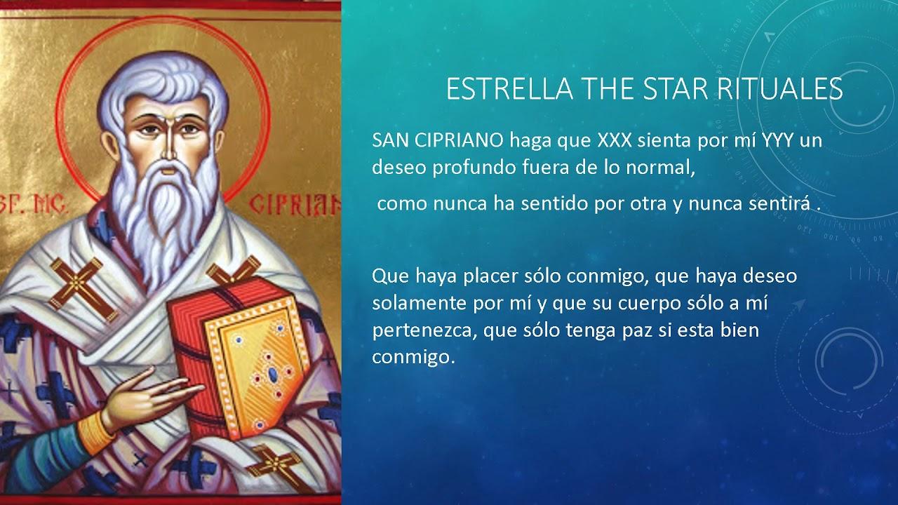 Oración A San Cipriano Para Que Te Llame Youtube