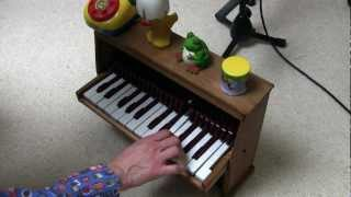 Toy music - Pascal Ayerbe