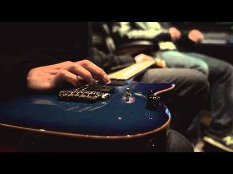 August Burns Red - In The Studio w/ Brent...