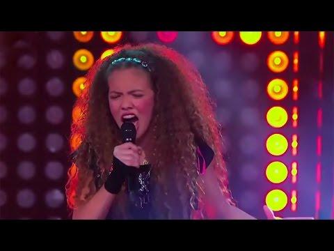 Ivanna, Sara y Belli cantaron 'Diamonds' de Rihanna | La Voz Kids Colombia – Batallas – T1