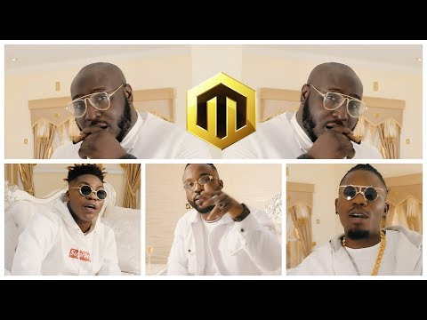 DJ Big N – The Trilogy ( Feat. Reekado Banks, Iyanya and Ycee ) [ Official Music Video ]