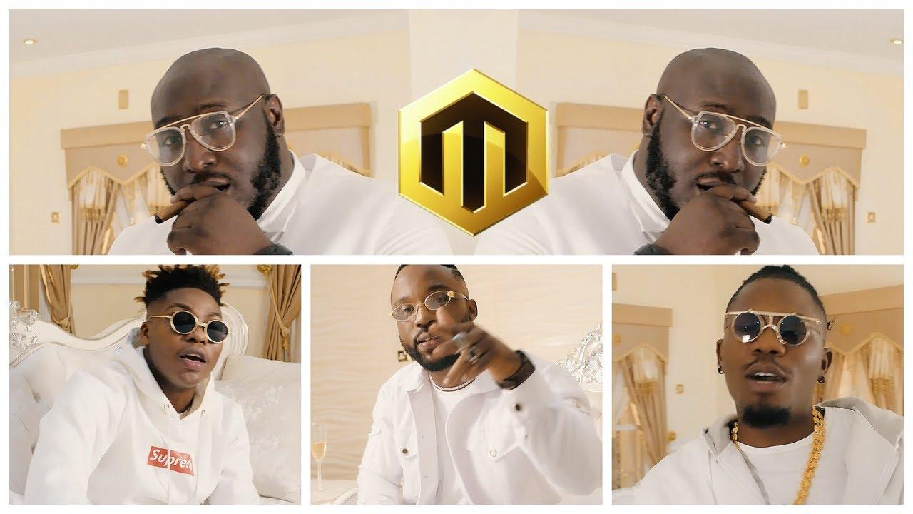 Download DJ Big N - The Trilogy ( Feat. Reekado Banks, Iyanya and Ycee ) [ Official Music Video ]