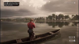 Legendary Blue Gill Red Dead Redemption 2