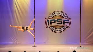 Alessia Orlandini - IPSF World Pole Championships 2018