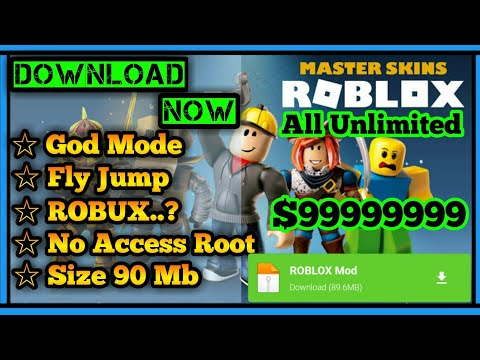 Roblox Hack Apk Download Unlimited Robux Ios Youtube